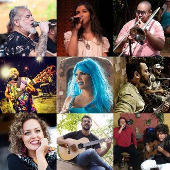 """Festival """"Som no Cafofo"""" reúne apresentações virtuais de músicos de Campinas e região"""