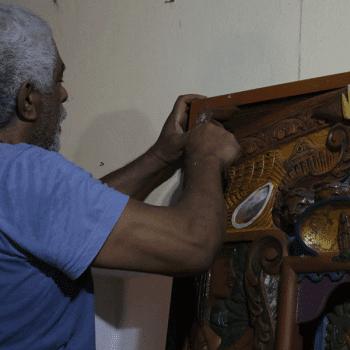 """MACC recebe a exposição """"Eu Vi o Mundo…"""", do artista de carreira internacional José Barbosa da Silva"""