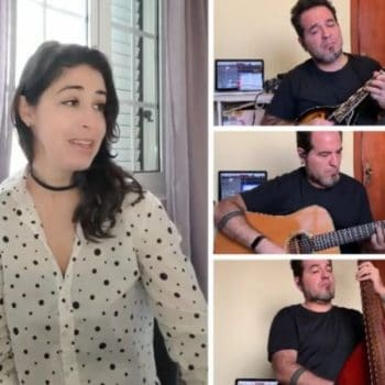 Cantora Taïs Reganelli é selecionada entre 30 artistas para Festival de Portugal, iniciativa do Brazilian Day