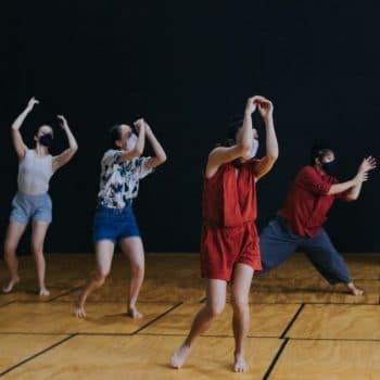 """Grupo de dança usa tecnologia para criar e apresentar o espetáculo """"Q u a s e"""""""