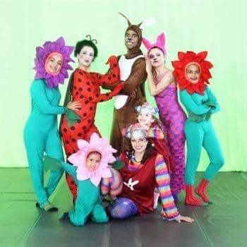 """Espetáculo de dança infantil on-line """"Lunática Universo em Movimento"""" reúne dança, sonho e imaginação"""