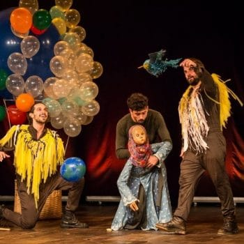 """Sesi-SP oferece programação de espetáculos on-line na 1° edição do """"Viagem Teatral Play"""""""