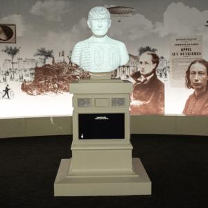 Sesc Campinas apresenta exposição interativa sobre o cientista Louis Pasteur