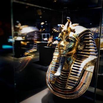 Exposição sobre o Egito Antigo traz peças inéditas para Campinas, no Parque D. Pedro Shopping